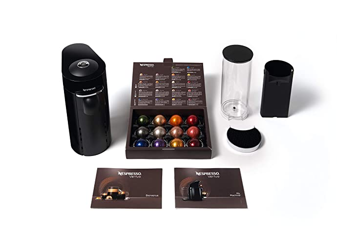 De'Longhi 德龙 Nespresso Vertuo Plus 全自动胶囊咖啡机 ENV155 带12个胶囊咖啡 ¥602