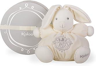 Kaloo Perle Plush Toys, Cream Chubby Rabbit, Medium