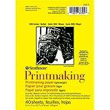 "Strathmore 333-5 300 系列印刷品,重量轻,12.7 cm x 17.78 cm 胶水绑定,40 张 白色 5""x7"" 333-5"