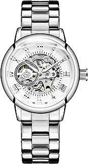 Sweetbless 手表女士模拟罗马数字蒸汽朋克*自动上链机械手表