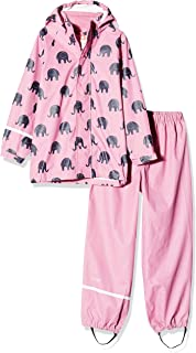 celavi 中性款雨衣西装 W. 大象印花雨衣