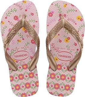 Havaianas 女士 Flores 拖鞋