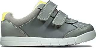 Clarks Emery Sky 儿童胶底鞋 休闲鞋