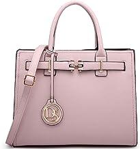 dasein 上衣腰帶女式手提包設計師挎包 purses 單肩包筆記本電腦公文包