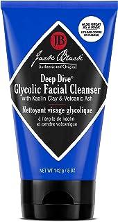 Jack Black Deep Dive 乙醇洁面乳,147毫升,5盎司,142克