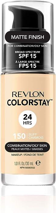 REVLON 不脱色粉底液适用于混合性/油性肌肤