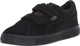 PUMA 中性-兒童 SUEDE 2 STRAPS KIDS Sneaker