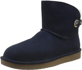 KOOLABURRA BY UGG 女式 W Remley 迷你及踝靴