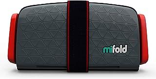 mifold 墓 - and - GO Booster ® 汽车 - 儿童座椅 schiefergrau