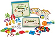 Learning Resources  All Ready For Preschool 一切就绪学前就绪套装