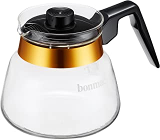 bonmac 咖啡机 【5杯用・700ml】 CS-5#814401