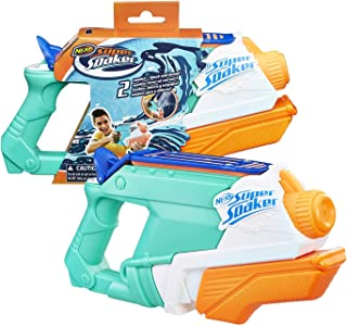 HASBRO 孩之宝 NERF Super Soaker Splashmouth Water Blaster 水枪 E0021