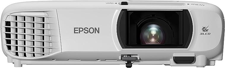 EPSON 爱普生 EH-TW650 3100流明1080p全高清3LCD游戏家庭影院投影仪