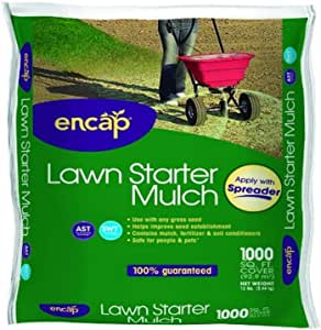 Encap 107414 Fast Acting Lawn 起动器种子积木套装,1M