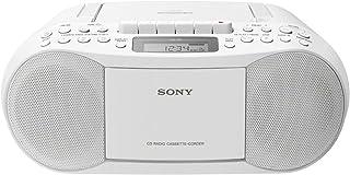 Sony 索尼 CFDS70 W CED 手提箱(CD,盒式磁带)