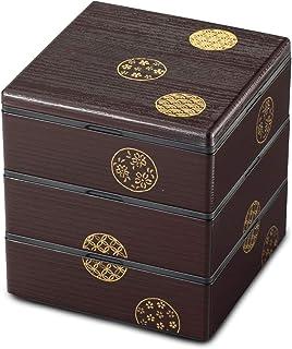 宫本产业 孕妇系列(木纹 小纹)三层 棕色 5.5寸 CTC-123982