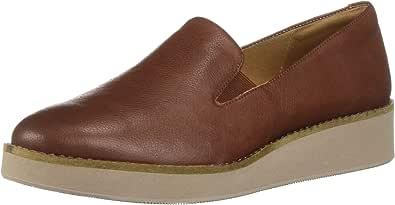 SoftWalk 女式 Whistle 乐福鞋 肉桂色 5 M US