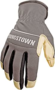 Youngstown Glove Hybrid Plus 小号 灰色 12-3180-70-S