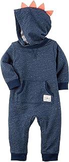 Carter ' s 婴儿男孩连帽连衫裤