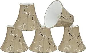 Aspen Creative 30069 小号钟形吊灯夹式灯罩套装 Light 30069-5