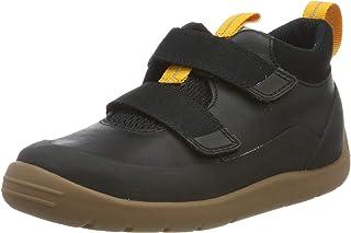 Clarks 男童 Play Hike K Hi-Top 运动鞋