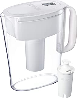 BRITA 碧然德 小号 5杯Metro过滤水壶- 不含BPA- 白色