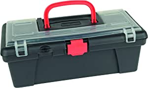 Brüder Mannesmann Werkzeuge M41525 塑料工具箱