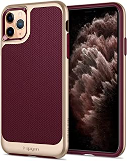 Spigen iPhone 11 Pro Neo Hybrid Variation 覆盖 多种颜色077CS27246  NH Burgundy