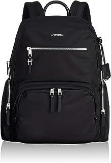 TUMI Voyageur Carson 背包 黑色(黑色/银色) 黑色(黑色/银色)