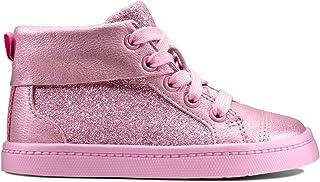Clarks City Oasis HT 女童版胶底鞋 休闲鞋