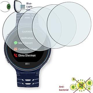 DISAGU 4x ClearScreen 覆盖屏幕保护膜适用于 Garmin Forerunner 630 - *蓝光切割过滤器保护膜