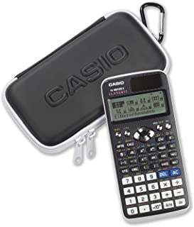 Casio 卡西欧 科学ClassWiz mit Schutztasche 白色