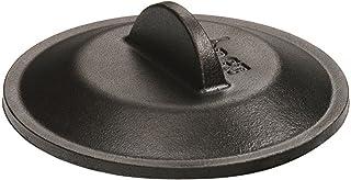 Lodge H5MIC 隔热和调味铸铁微型盖子,5 英寸