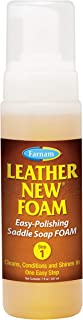 Farnam Leather 全新易抛光甘油鞍状肥皂 Less than 10 ounces