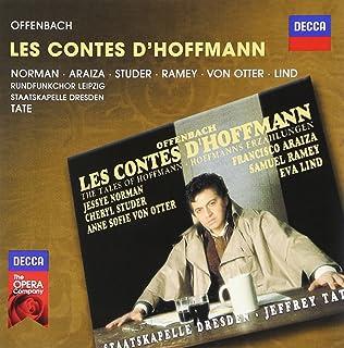 Decca Opera:Offenbach:Les Contes d'Hoffmann [3 CD]