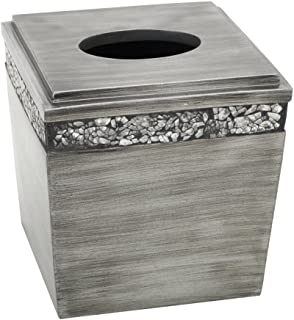 ZPC Zenith Products Corporation 印度墨水 锡色 TISSUE BOX 9789647551