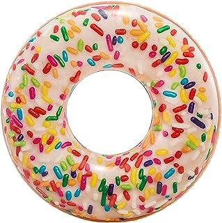 INTEX 浮雕圈 漂流 旋转式甜甜圈 直径114cm 56263 [日本正品]