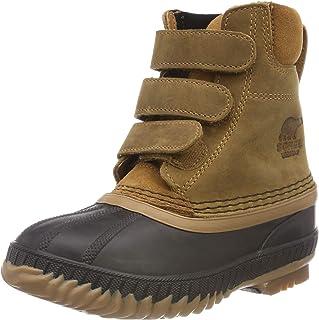 Sorel 男童Cheyanne II 吊带雪地靴