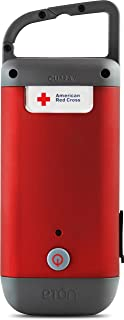 美国红十字架可卡入式手电筒和智能手机充电器,ARCCR100R-SNG Double Pack ARCCR100R-DBL