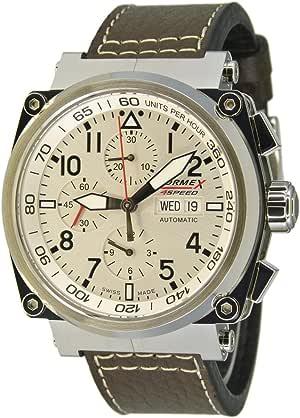 Formex 4 速度男士腕表 XL AS1100 自动计时皮带 1100.1.8040