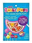 Zollipops 祖莉 防蛀牙清洁牙齿木糖醇棒棒糖 多种口味 75支