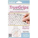 CRAFTERS WORKSHOP TrueCut 防滑标尺握把,30 个/包 1 TCGRIPS