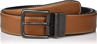 Perry Ellis 男式公文包休闲双面行李皮带 35 毫米