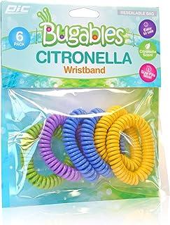 Pic Bugables 驱蚊带(6 个装)