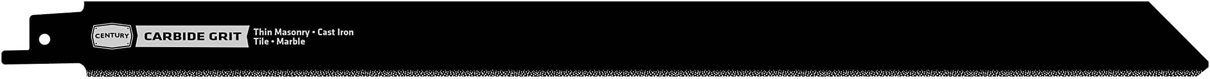 Century 钻和工具硬质合金磨光器互传锯片 12英寸 7851
