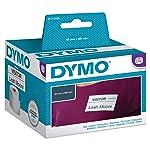 DYMO 达美 11356 不干胶热敏条码标签打印纸 89 * 41mm 300张/卷