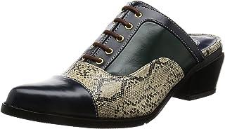 [YOSUKE] 佐沃 西部风格绑带带带沙滩凉鞋 2600725
