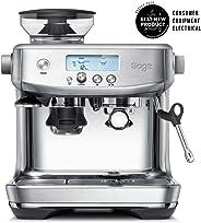 Sage Appliances SES878BSS Barista Pro 豆到杯子 拉丝不锈钢 One Size SES878BSS