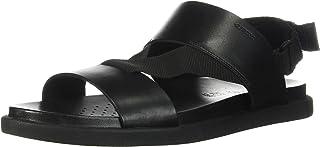 Geox 健乐士 U Taormina B 男士露趾凉鞋