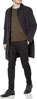 LONDON FOG 男式单排扣风衣拉链内衬